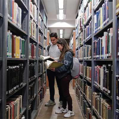 Servicio de Biblioteca para egresados | Uniandes