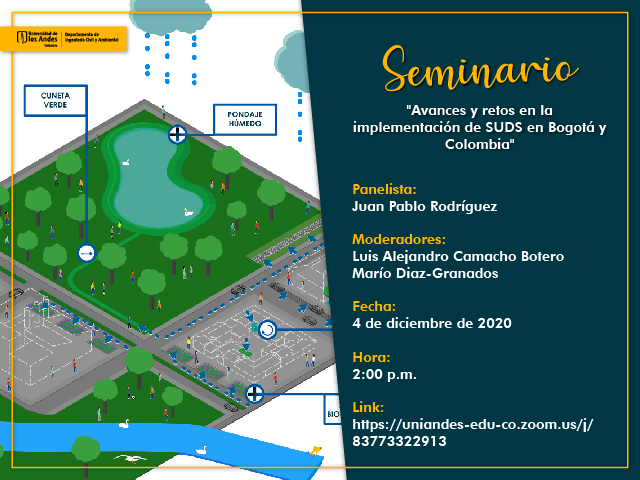 Seminario SUDS Bogotá y Colombia