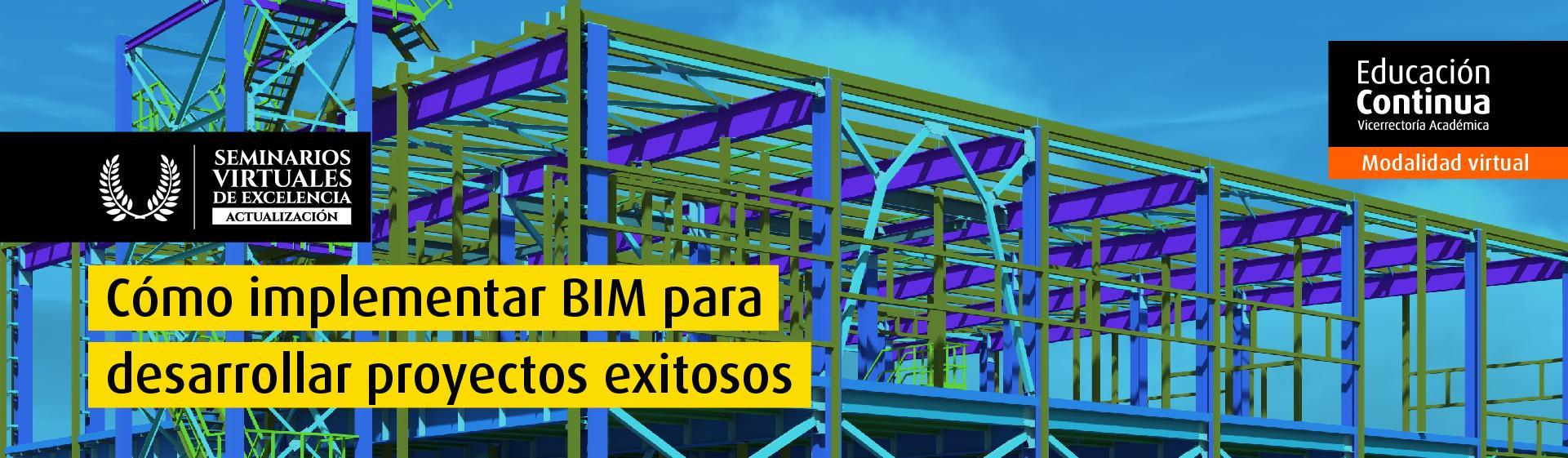 SVE Cómo implementar BIM para desarrollar proyectos exitosos