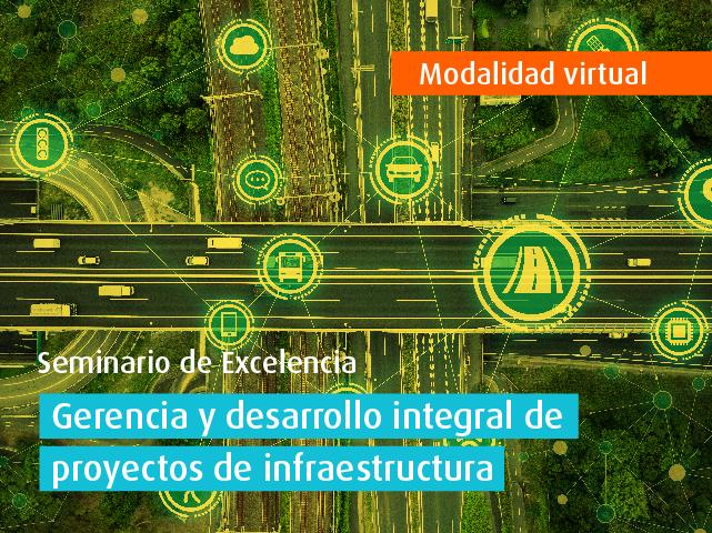 Gerencia Integral de Proyectos de Infraestructura