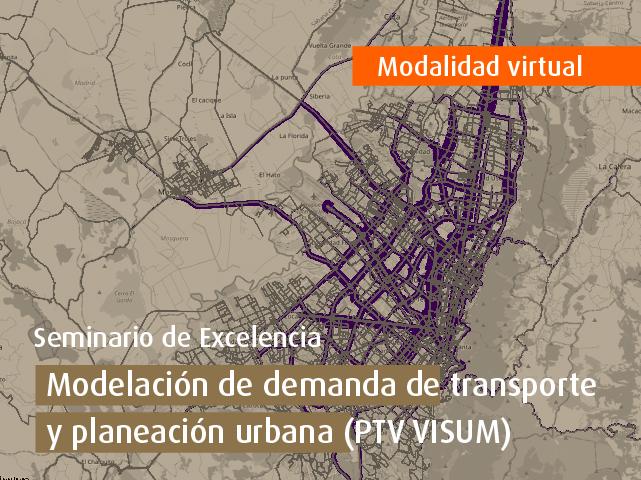 Modelación de Demanda de Transporte y Planeación Urbana