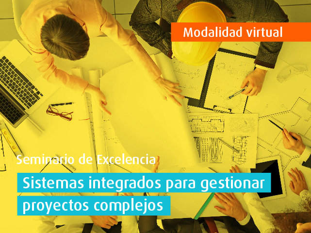 Sistemas Integrados para Gestionar Proyectos Complejos