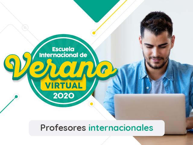 Escuela Internacional de Verano 2020 ICYA Uniandes