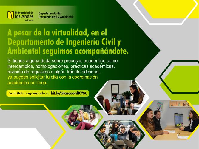 Solicita tu cita con la Coordinación Académica en línea