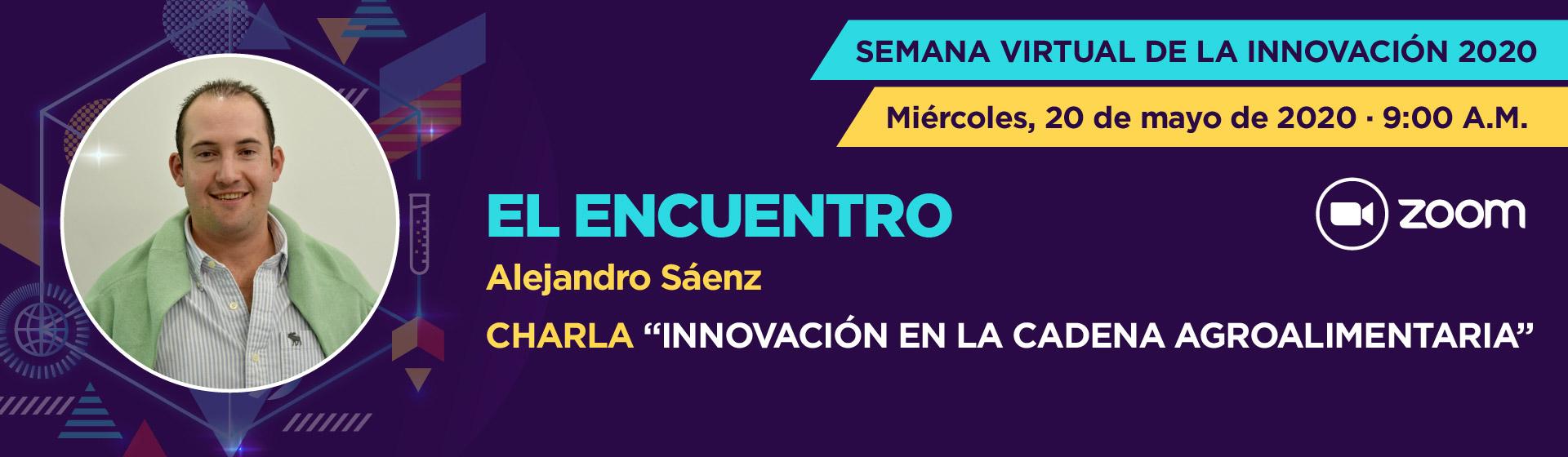 El Encuentro Semana virtual de la Innovación 2020-1 uniandes