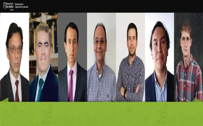 Publicación de profesores ICYA recibe reconocimiento internacional